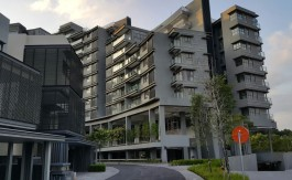 mirage by the lake , cyebrjaya condominium