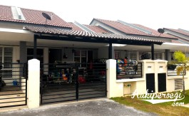 house for sale kota warisan
